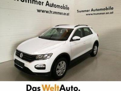 gebraucht VW T-Roc TDI SCR