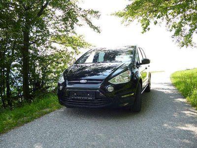 gebraucht Ford S-MAX Eco Boost 1,6i Titanium 7 Sitzer Kombi / Family Van