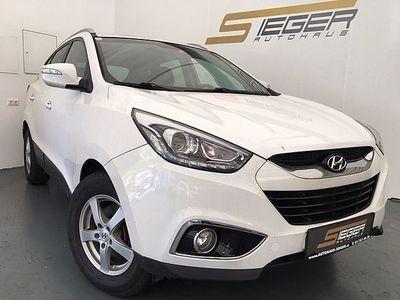 gebraucht Hyundai ix35 2,0 CRDi Style