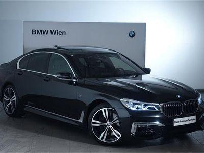 usata BMW 750 7er-Reihe i xDrive Aut. Limousine,