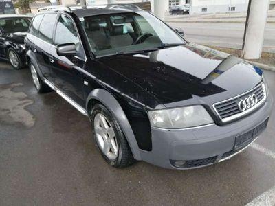 gebraucht Audi A6 Allroad quattro tiptronic 2,5 TDI Kombi / Family Van