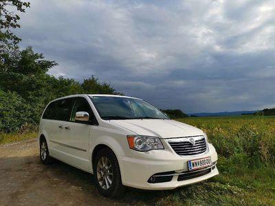 gebraucht Lancia Voyager RT/L5DF9/D7HD1B Kombi / Family Van