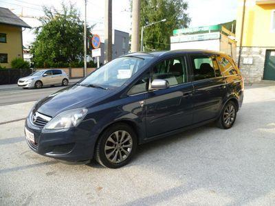 gebraucht Opel Zafira 1,7 CDTI Ecoflex Style 111 Jahre Neues Pickerl