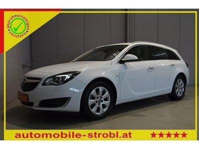 gebraucht Opel Insignia ST 1,6 CDTI Cosmo Aut. !VOLL! NP:50.000€!!.!GARAN