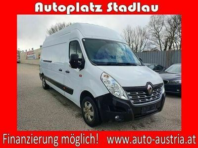 gebraucht Renault Master L3H3 3,5t Energy Twin-Turbo dCi 165
