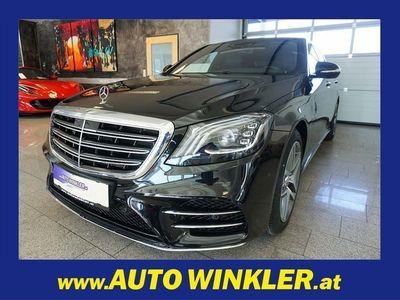 gebraucht Mercedes S400 d lang 4MATIC Aut. NP: 165389.-