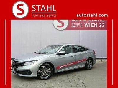 gebraucht Honda Civic 1,5 VTEC Limousine Turbo Executive CVT AUTO STAHL