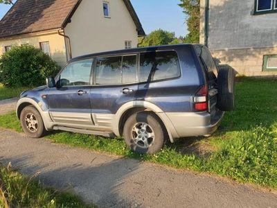 used Mitsubishi Pajero Wagon GLX 3,2 DI-D TD Aut.