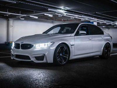 gebraucht BMW M3 M-DKG Aut. (F80)