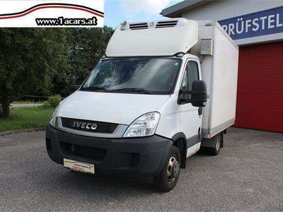 gebraucht Iveco Daily 35C15A Koffer/Kühler, NETTO € 9.083.-