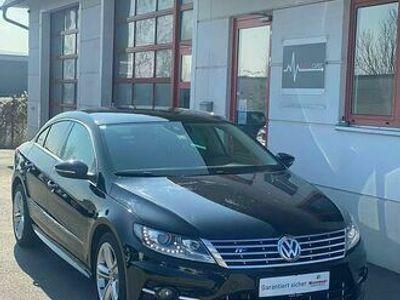 gebraucht VW CC VolkswagenR-Line Sport BMT 2,0 TDI*Finanzeriung möglich* Limousine
