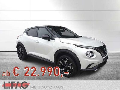 gebraucht Nissan Juke NEU 117 Autom. N-Design *ab € 22.990,-*