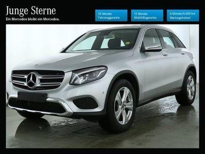 gebraucht Mercedes GLC220 d 4MATIC Classic