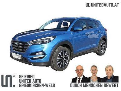 gebraucht Hyundai Tucson 1,6 T-GDI 4WD Style DCT