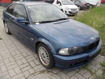 gebraucht BMW 320 3er-Reihe CI Sportwagen / Coupé