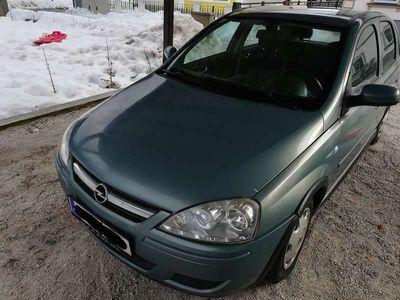 gebraucht Opel Corsa C (Twinport 1.2, Schrägheck) Klein-/ Kompaktwagen,