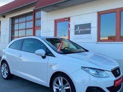 gebraucht Seat Ibiza SportCoupé Sport 1,6 TDI CR *Finanzierung möglich* Sportwagen / Coupé