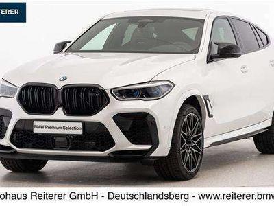 gebraucht BMW X6 M Competition