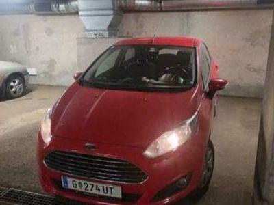 gebraucht Ford Fiesta Trend 1,5D