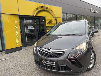 gebraucht Opel Zafira Tourer 1,4 Turbo Ecotec Edition Kombi / Family Van