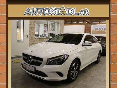 gebraucht Mercedes CLA180 Shooting Brake d /LED/Navi/Sitzhzg./Alu/