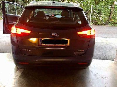 gebraucht Kia cee'd cee'dSW 1,6 CRDi ISG Gold Kombi / Family Van
