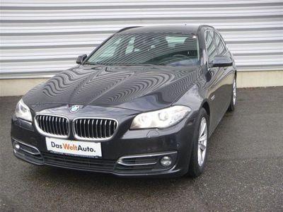 brugt BMW 520 d xDrive Touring Aut.
