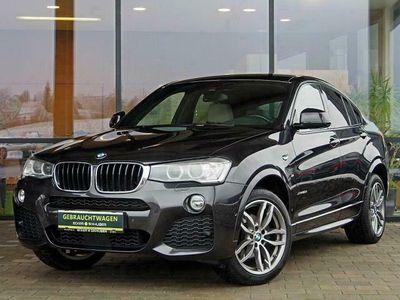 gebraucht BMW X4 X4xDrive 20d M Sport Aut., ACC, Head up