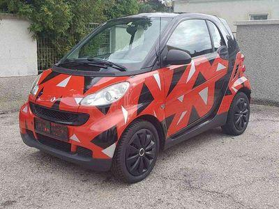 gebraucht Smart ForTwo Coupé 451 Klein-/ Kompaktwagen