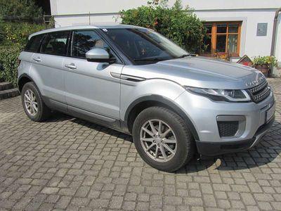 gebraucht Land Rover Range Rover evoque 2.0 eD4 2 WD SUV / Geländewagen