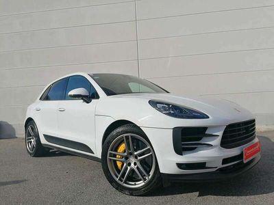 gebraucht Porsche Macan S II*SPORTCHRONO*LUFT*CERAMIC*