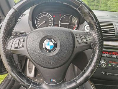 gebraucht BMW 120 Coupé 1er-Reihe d Coupe // M-Paket // Sportwagen /
