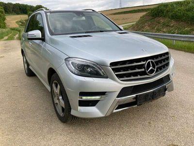 gebraucht Mercedes ML350 BlueTEC 4MATIC Aut. DPF AMG Sportpaket