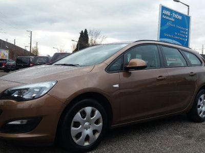 brugt Opel Astra ST 1,6 CDTI Ecoflex,**ALU, *Klimatronic, Tem.,**
