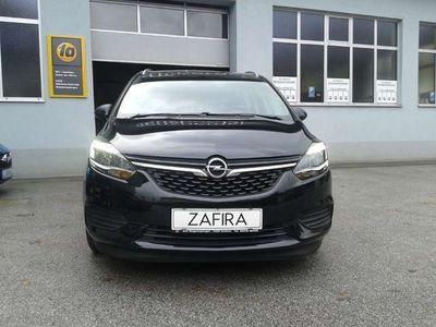 gebraucht Opel Zafira 120 Jahre Edition