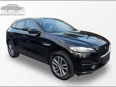 gebraucht Jaguar F-Pace 20d AWD Prestige Aut. SUV / Geländewagen