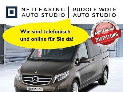gebraucht Mercedes V220 d Kompakt Edit.Sport+ILS+Liegep+Kamera+DAB Klima