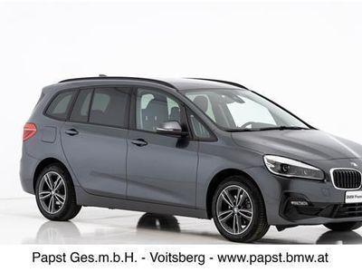 gebraucht BMW 218 Gran Tourer 2er-Reihe i Advantage Aut. Kombi / Family Van,