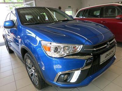 gebraucht Mitsubishi ASX 1,6 DI-D LP 4WD Inform Plus