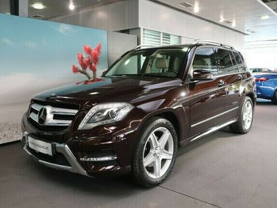 gebraucht Mercedes GLK220 BlueTec 4MATIC A-Edition Plus Aut.