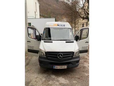 gebraucht Mercedes Sprinter 316 CDI (BlueTec) 906.131