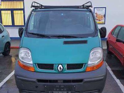 gebraucht Renault Trafic Generation ExpressionL1H1 1,9 dCi