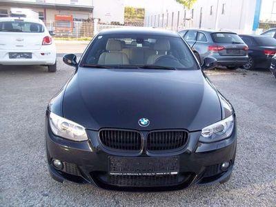 gebraucht BMW 325 3er-Reihe Coupe Diesel Österreich-Paket Aut.
