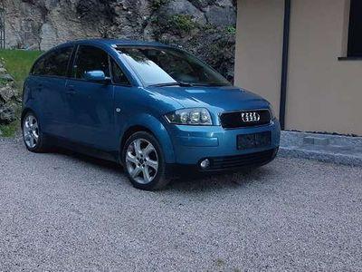 gebraucht Audi A2 1,4 TDI Klein-/ Kompaktwagen