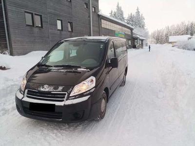 gebraucht Peugeot Expert Tepee Allure Lang 2,0 HDi 130 FAP