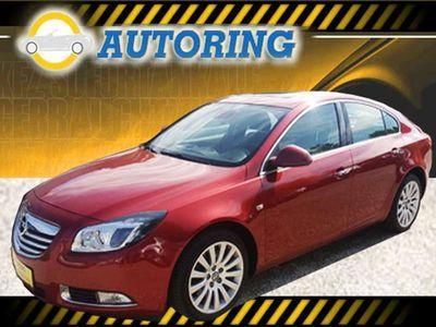 gebraucht Opel Insignia 2,8 V6 Turbo Cosmo Ecotec Allrad Limousine,