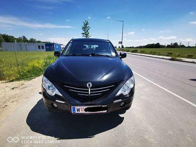 gebraucht Ssangyong Actyon 2.0l,XDi(Mercedes-Technologie) SUV / Geländewagen