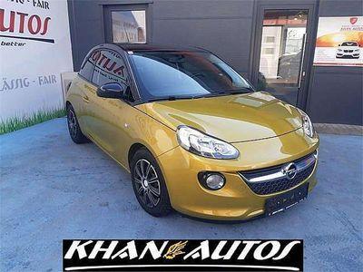 gebraucht Opel Adam 1,2 Jam Limousine