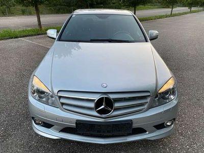 gebraucht Mercedes C200 Kompressor Avantgarde Sport AMG Aut. **1Besitz**