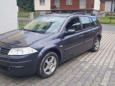 gebraucht Renault Mégane II 1,5dci Kombi / Family Van
